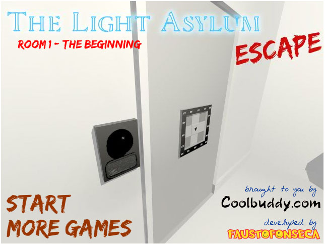 Light Asylum Room 1 Menu